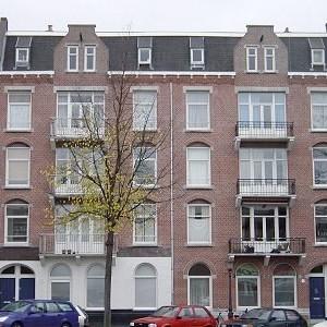 Voegwerkzaamheden Bilderdijkkade Amsterdam